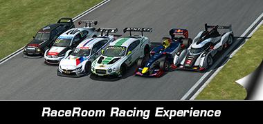 RaceRoom Shop